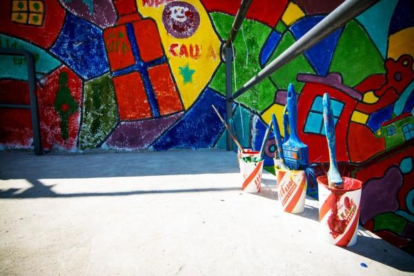 Стрит арт в Украине, Стрит арт фестиваль 2015 | Aрт-студия «Peach»