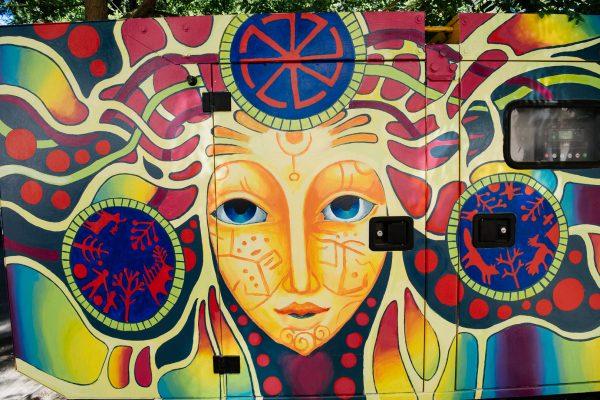 Стрит арт в Одессе, граффити, аэрография, роспись стен, стрит арт в Украине