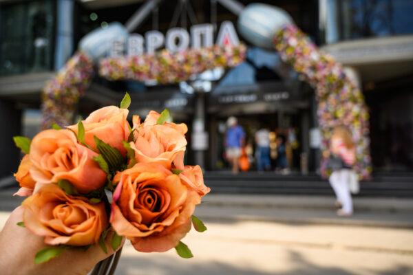 Декор торговых центров в Украине, Декор в Одессе
