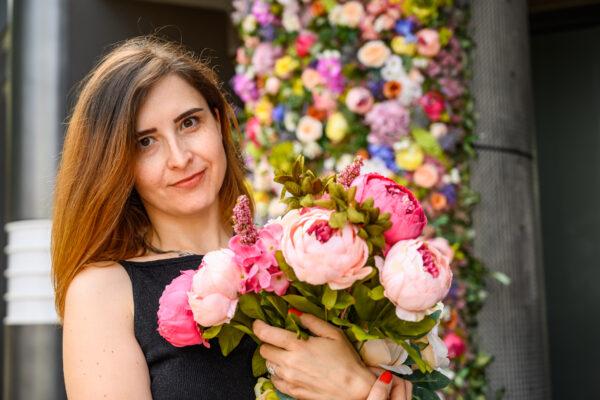 Екатерина Маценко, Декор торговых центров